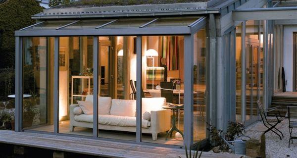balkon mit wintergarten - Google-Suche Sun Rooms Pinterest - tipps pflege pflanzen wintergarten