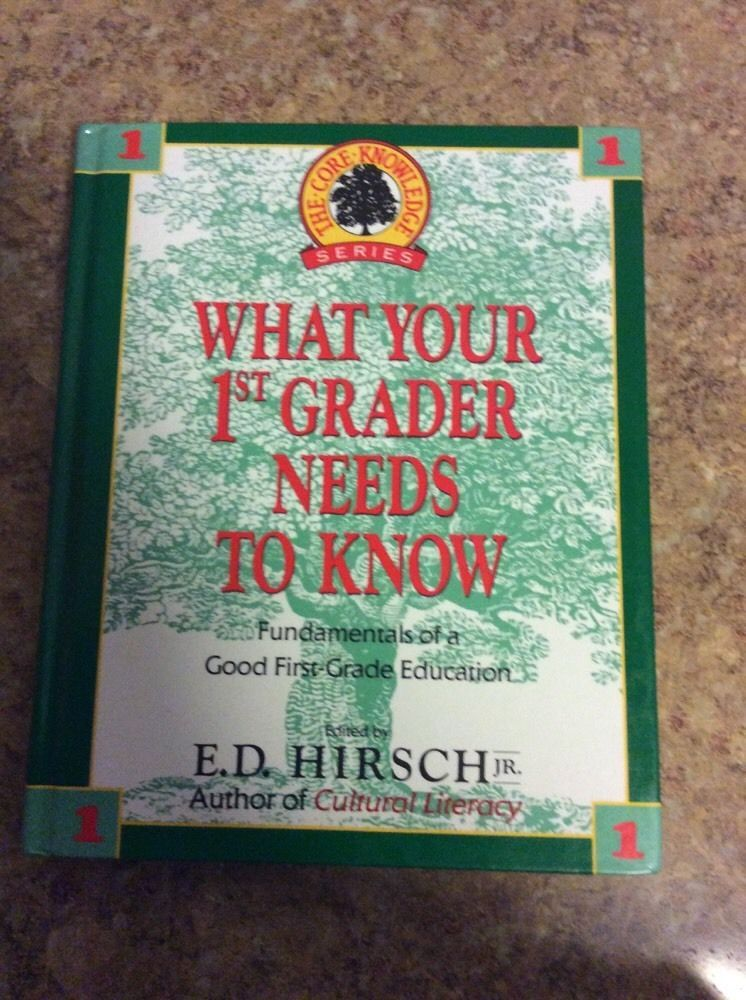 what your first grader needs to know pdf download