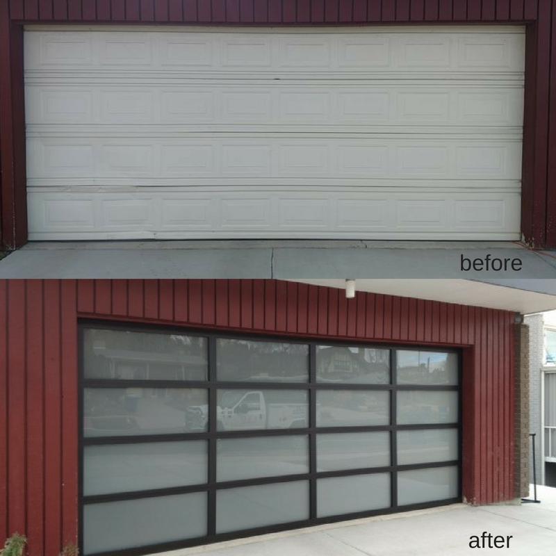Wayne Dalton Dealer Local Garage Doors In Salt Lake City Recently Installed A New Model 8800 Garage Door Mad Garage Door Styles Garage Doors Garage Door Design
