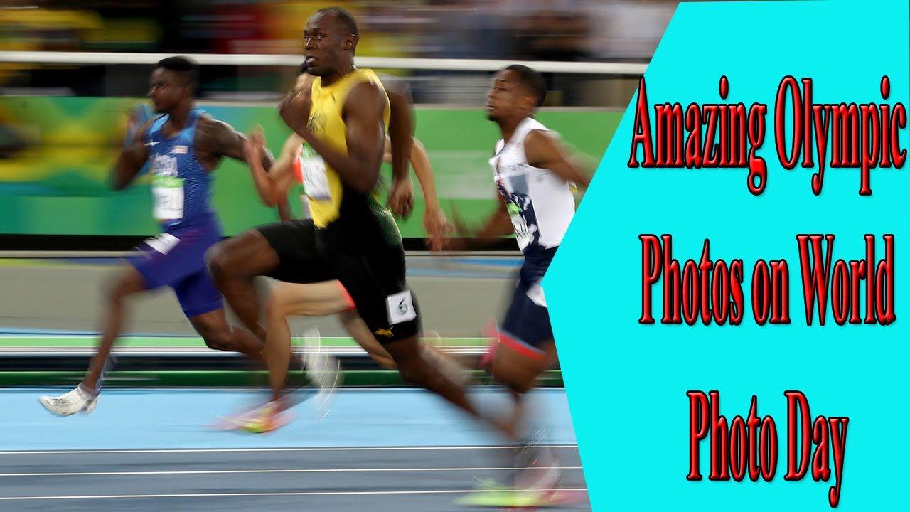 Amazing Olympic Photos on World Photo Day News Share