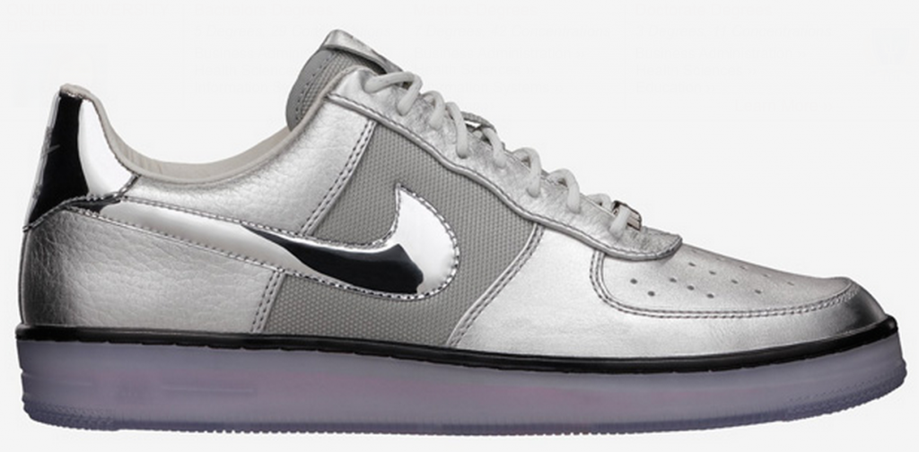 various colors d9d51 545f0 ... ireland nike air force 1 downtown metallic silver tan 62c18 956fe
