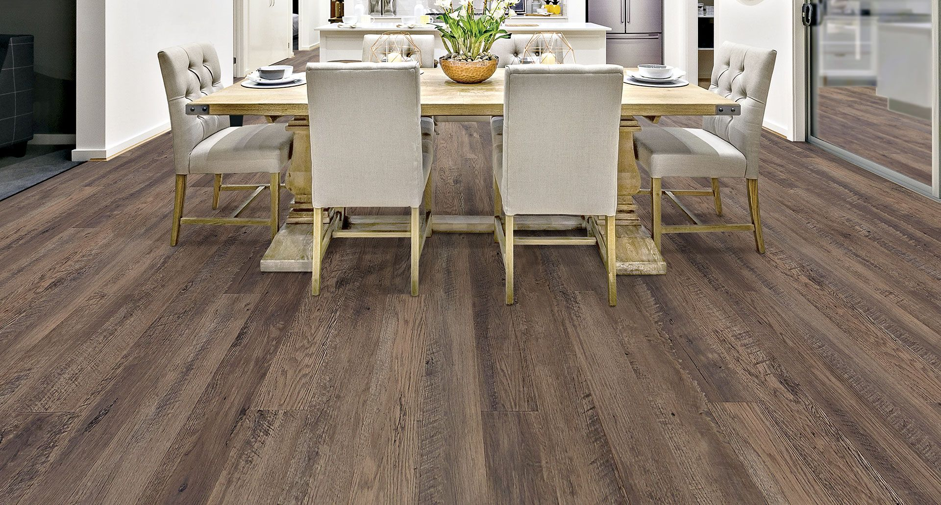 Pergo Portfolio Wetprotect Huntington Oak Laminate Flooring