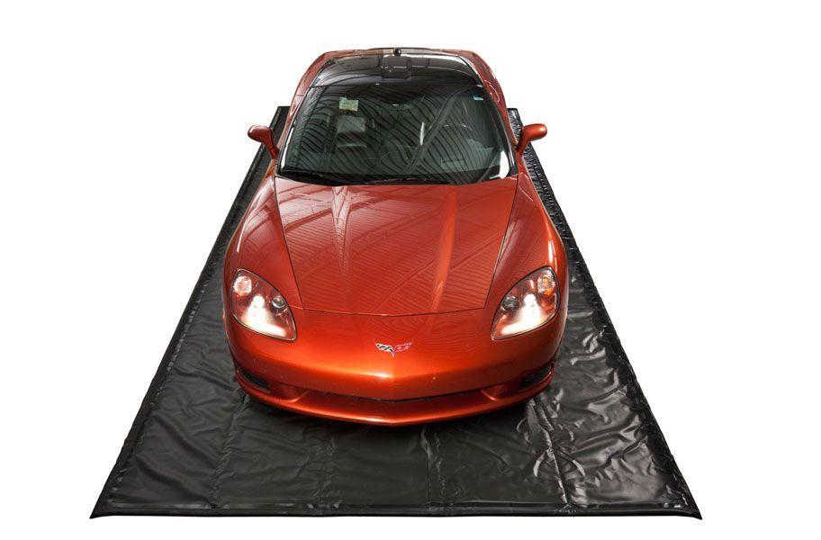 Autofloorguard Midsize Low Cost Garage Containment Mats Garage Accessories Garage Design Interior Flooring