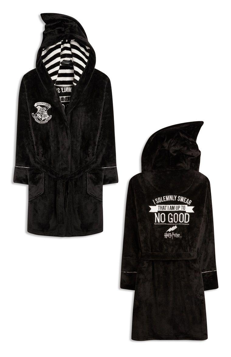 Primark  Zwarte ochtendjas Harry Potter  kleding  Harry