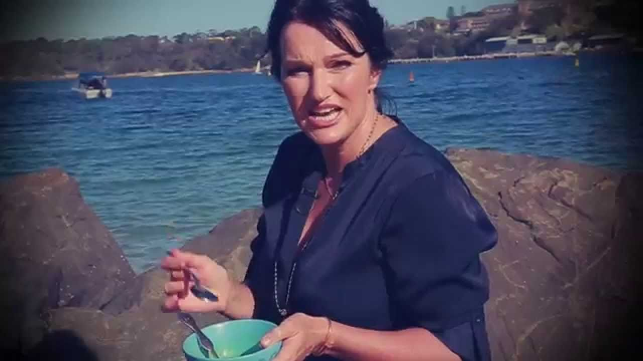 RAWFIT TV Raw Salad Recipes with Therese Kerr, Mother of Miranda ...