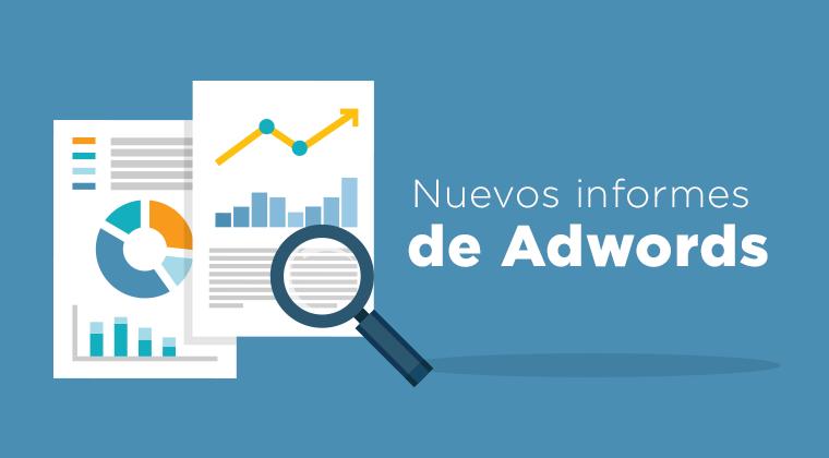 ¡Adios al Exel! Por fin podemos disponer de informes de resultados de campaña de Google AdWords más atractivos y claros. ¡Descúbrelo en el enlace!  http://bit.ly/informesadwords