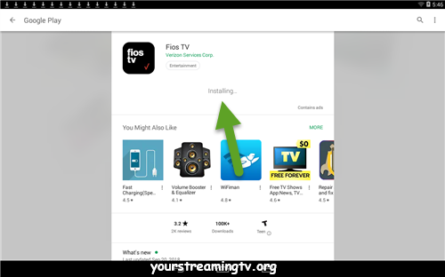 Fios TV APK APP Download & Install Your Streaming TV