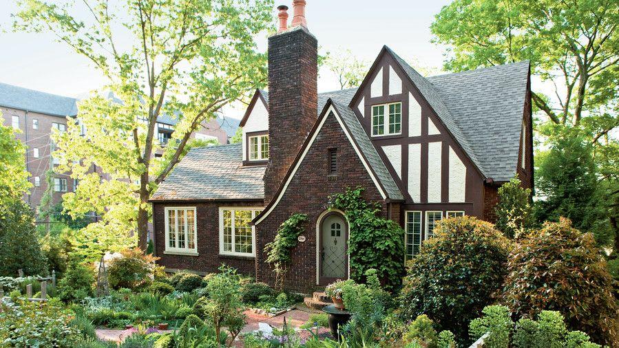 Charming Cottage Garden Style Sweet House And House Best Garden Design Birmingham Style