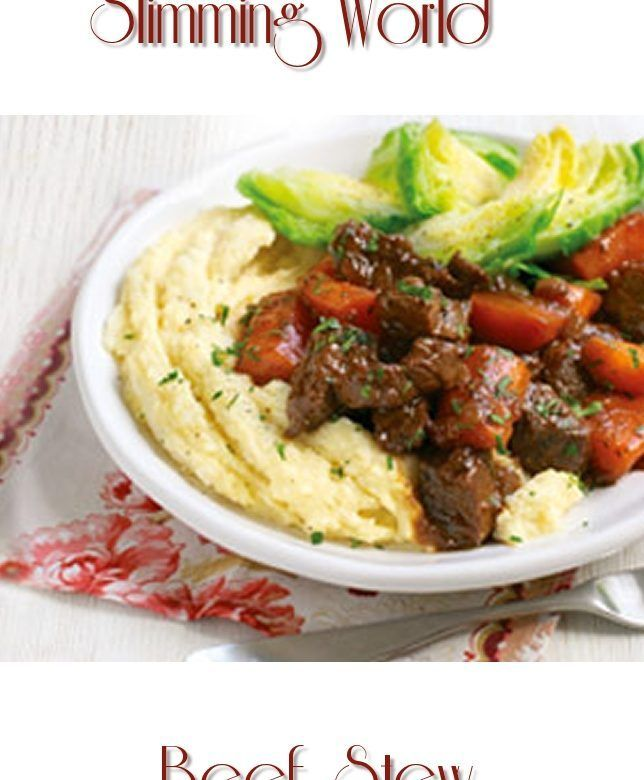 Beef stew – A Slimming World Recipe for total comfort food