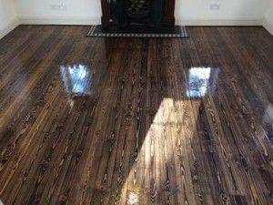 Pine Floor Sanding In Welwyn Garden City That Peak Flooring Also Stained  With Bona Create Earth