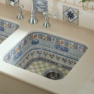Charmant Kohler Painted Kitchen Sinks   Google Search
