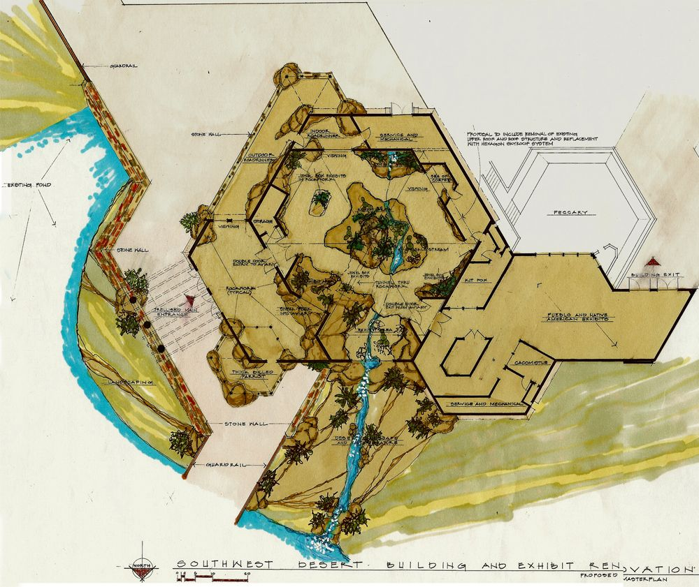 Master Plan Drawings: Pin By Petra Hrovatin On Zoo