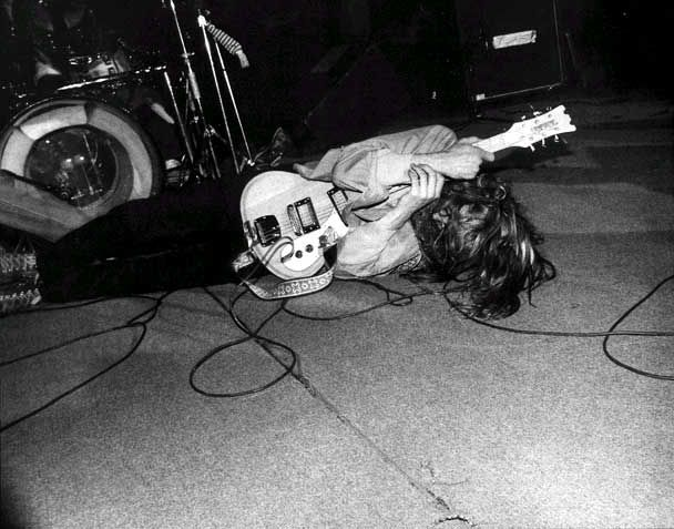 Death by music