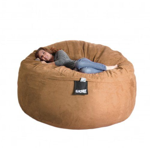 SLACKER Sack Foam Bean Bag Chairs Are The Most Comfortable, Fun And  Versatile Pieces Of Furniture You Can Find. Perfect As A Huge Giant Foam Beanbag  Chair ...