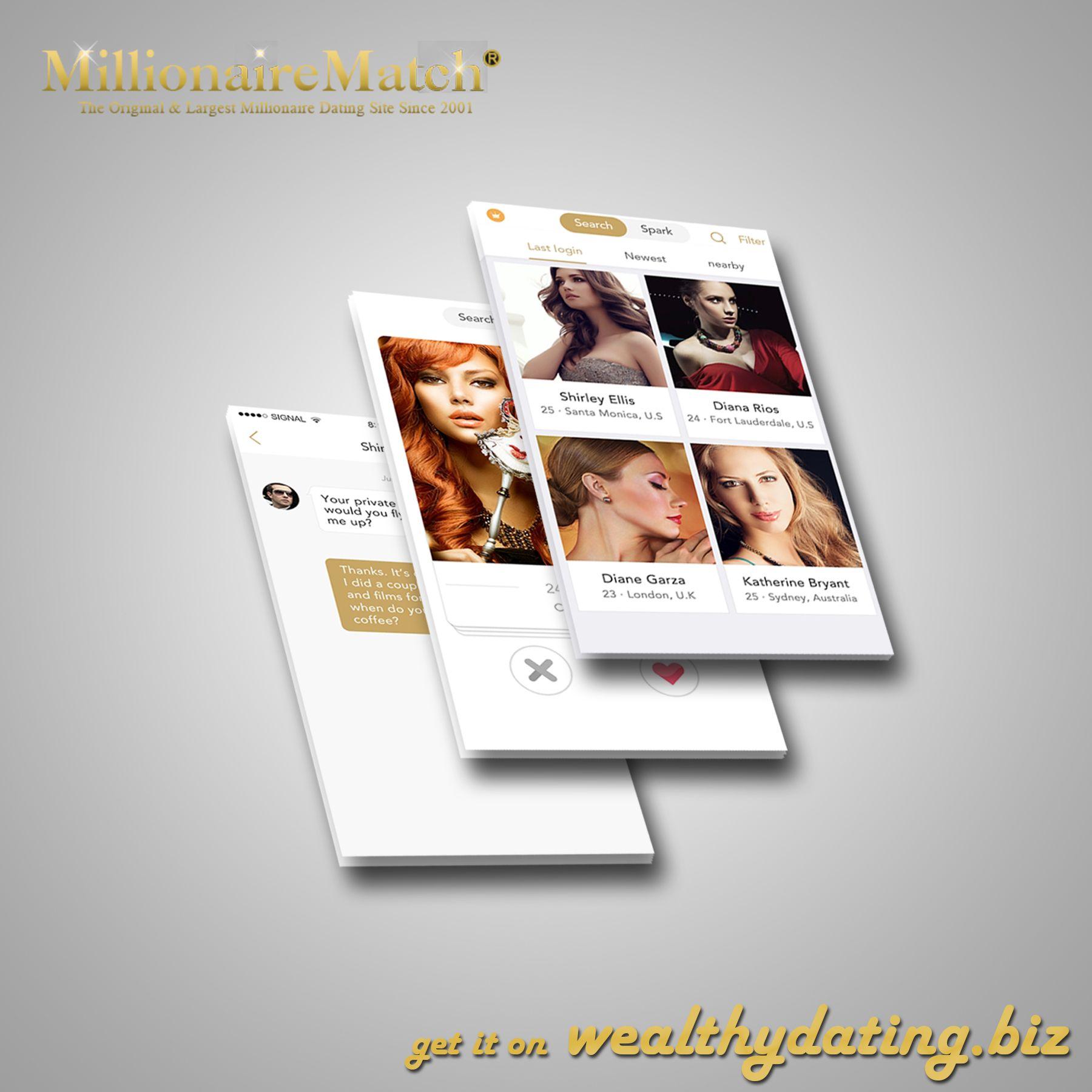 Dating sites for millionaires in australia