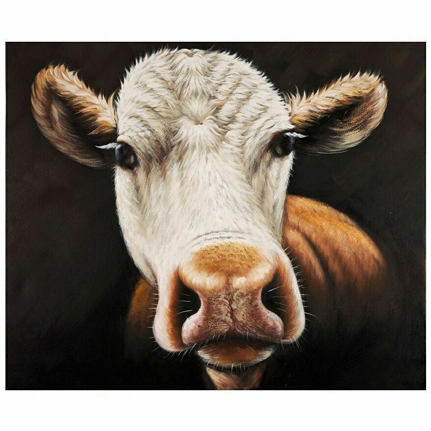 Bjerget Palé har bilder og malerier i sitt sortiment. Dette er Cow maleri. Hva med et lite stykke Norge på veggen? www.bjergetpale.no #bjergetpale #netthandel #nettbutikk #maleri #håndmalt #kunst #bilde #ku #dyr #landlig #landliv #interiør #design #hus #hjem #rom #bolig #boligstyling #boligstylist #vakrehjemoginteriør #boligdrøm #norskehjem #stil #moderne #trendy #art #innredning #inspirasjon #interiørdesign #boligoghjem
