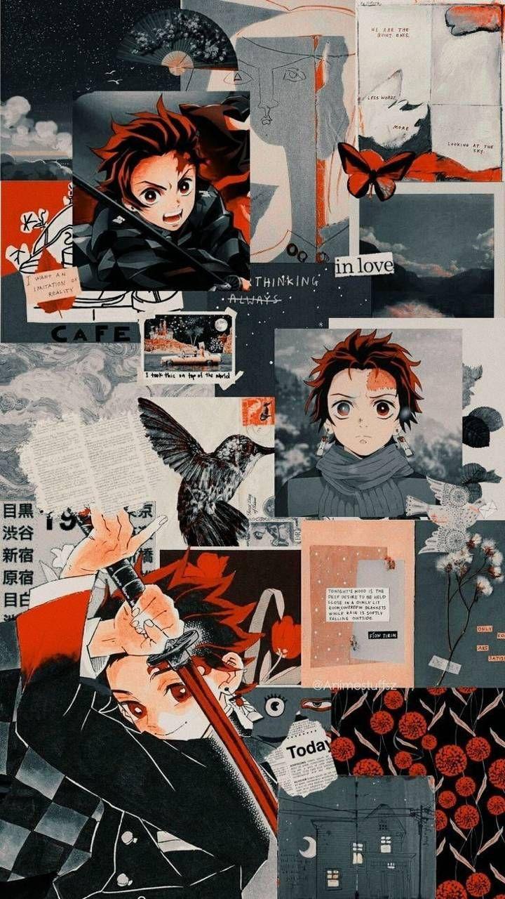 TANJIRO-KNY wallpaper by ROSCAPER - de83 - Free on ZEDGE™