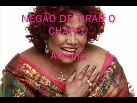 ALCIONE - trilha sonora da novela da Tv globo - Negão de tirar o chapéu b2ed5173e9b