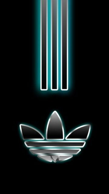 Adidas Logo Wallpaper Hd Background Download Mobile Iphone 6s Galaxy