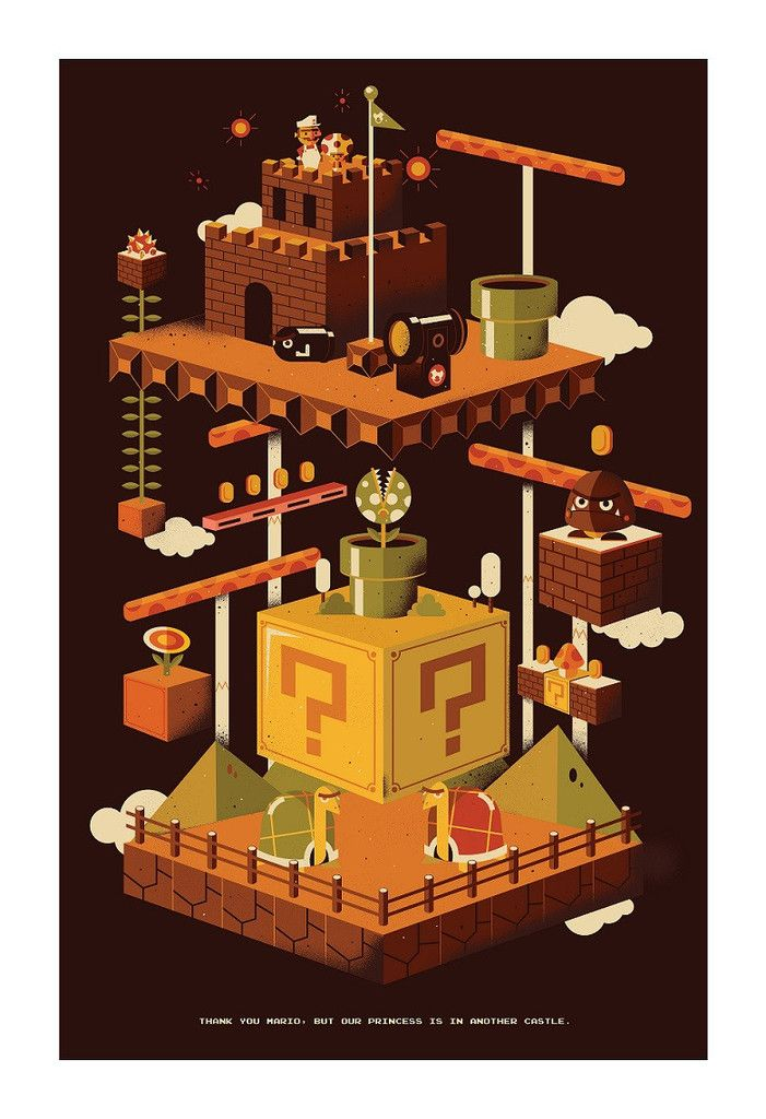 bottleneck gallery 3nes show illustration and art and characters