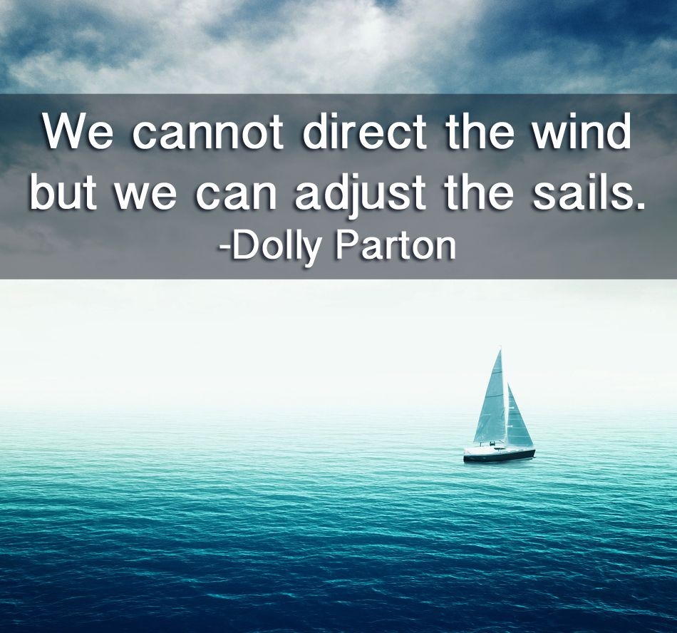 Quotes About Sailing And Life Images For  Let It Be Quote Meaning  Quotes & Notes  Pinterest