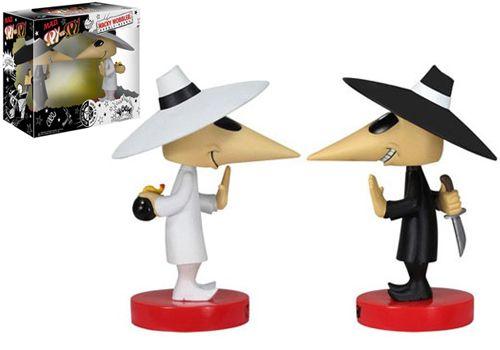 SPY VS SPY WACKY WOBBLER SET