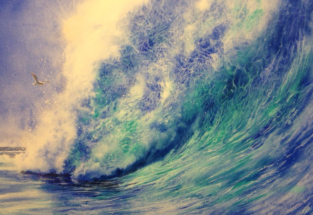 Yet another wave