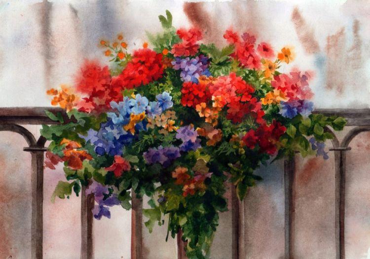 Gallery.ru / Фото #1 - Когда в душе цветут цветы - Anneta2012
