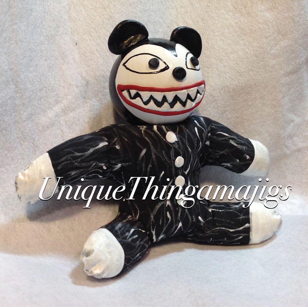 Nightmare Before Christmas, Haunted Vampire Teddy by ...