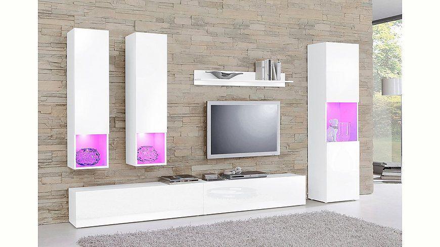 Tecnos Wohnwand (6-tlg) Jetzt bestellen unter    moebel - bar wohnzimmer möbel