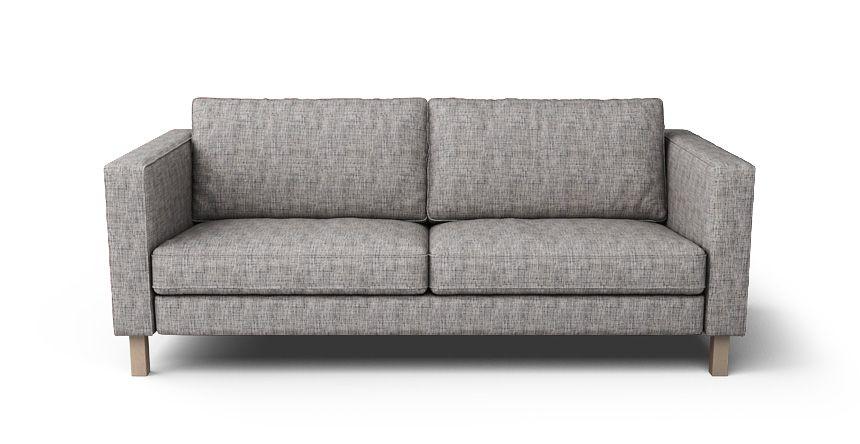 Karlstad 3 Seater Sofa Cover   Comfort Works Custom Slipcovers