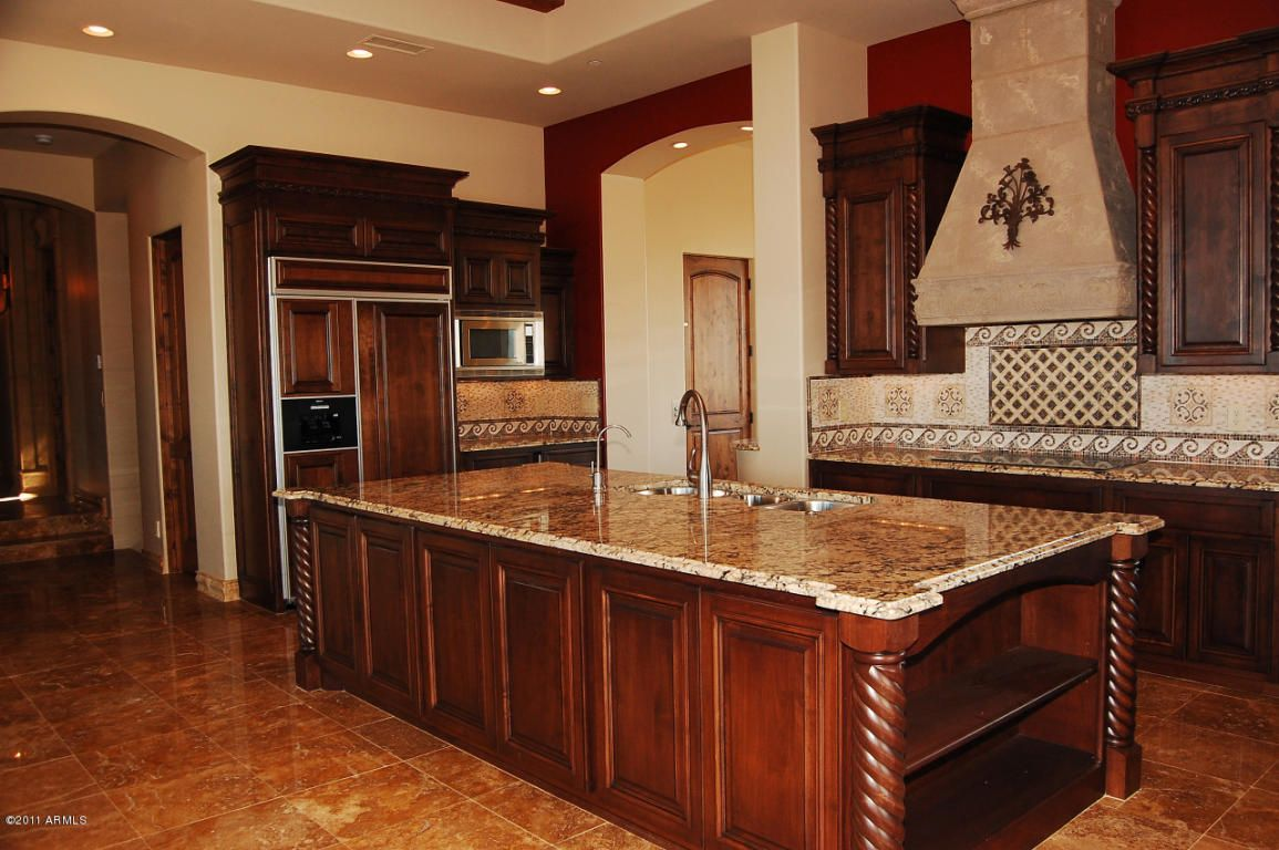 This is my dream kitchen! It's fabulous!