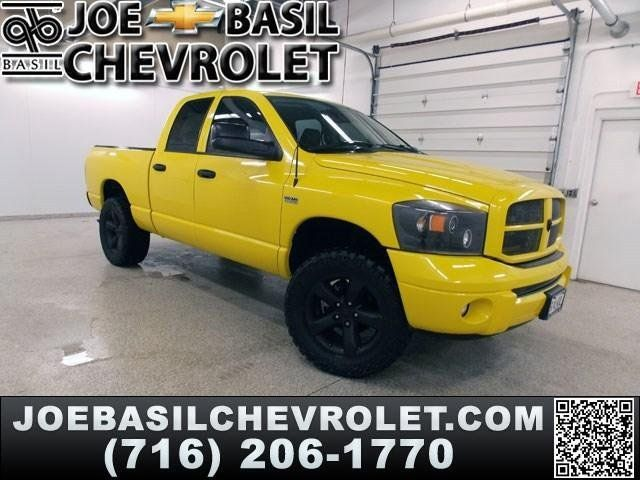 Basil Used Cars >> 2008 Dodge Ram Bright Yellow Chevrolet Used Cars Cars