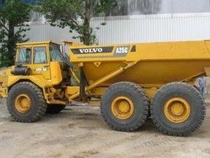 volvo a25c articulated dump truck service repair pdf manual the rh pinterest com volvo a25 service manual volvo a25c operator's manual