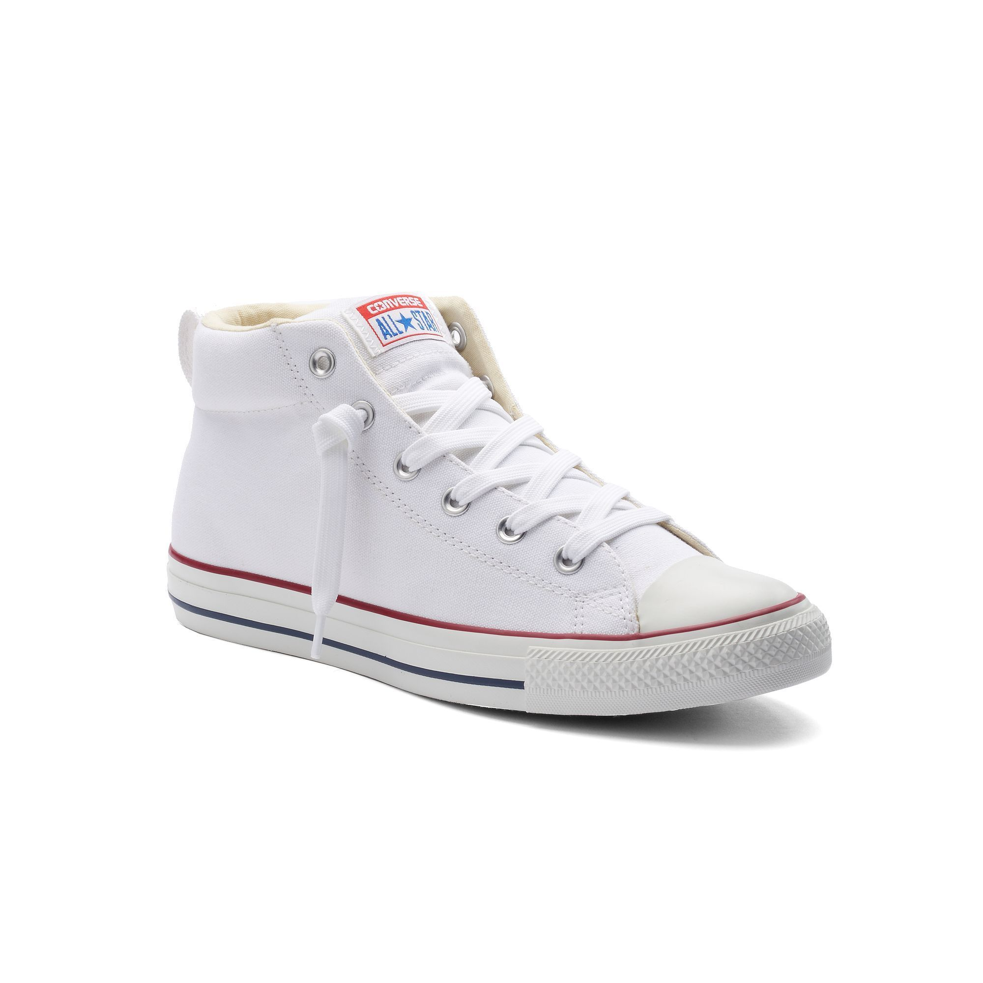 Adult Converse All Star Chuck Taylor Street Mid-Top Sneakers ... abd277d45