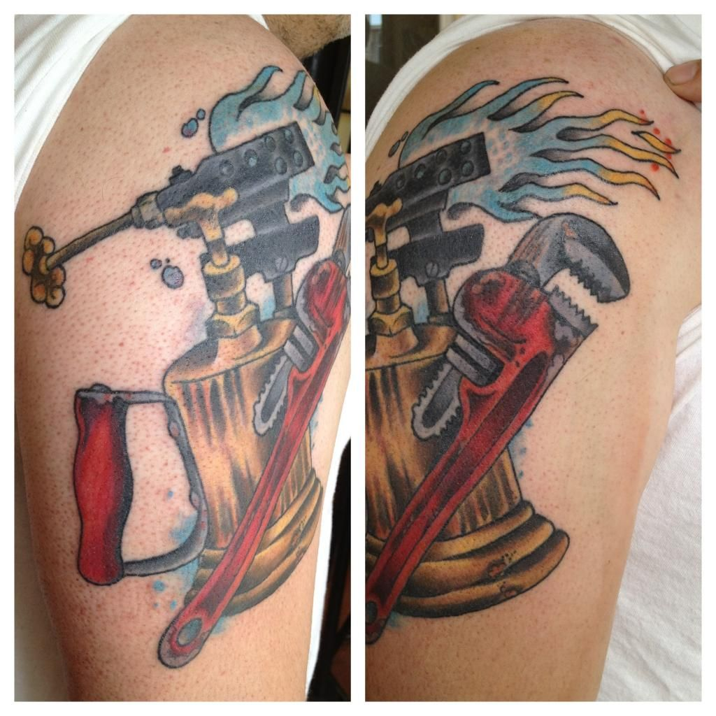 Plumber Tattoo Picture Last Sparrow Tattoo Japanese Tattoo Designs Tattoos Picture Tattoos