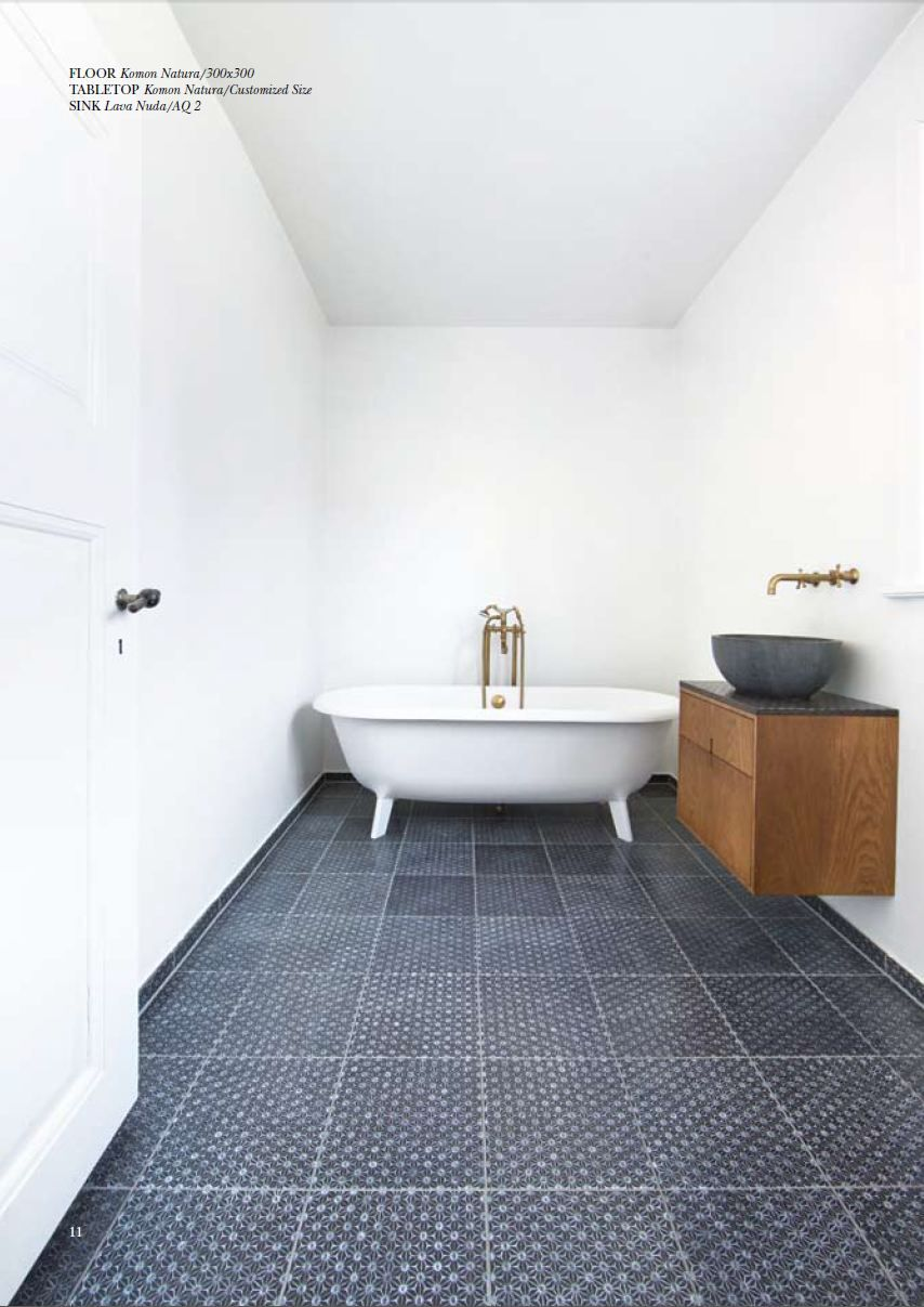 Love the tiling in this grey and white bathroom. | Bathrooms ...