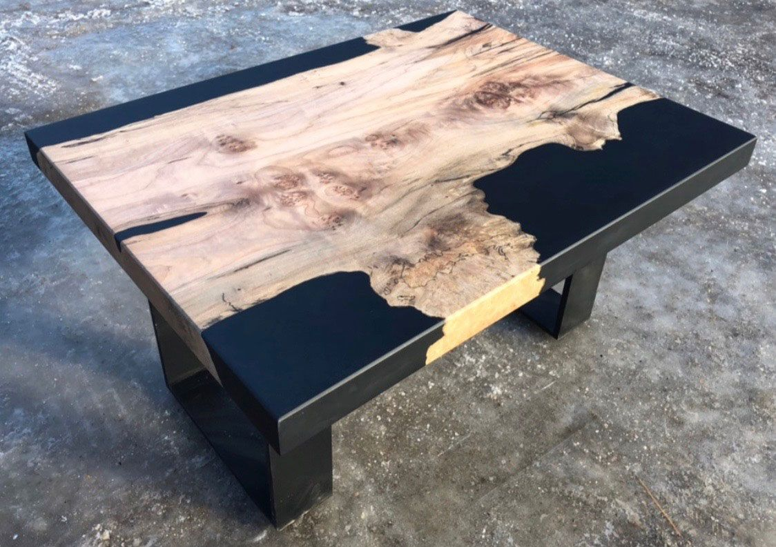 If You Are Looking To Get Something Custom Please Contact Dylan Blackforestwood Com Diy Resin Table Wood Resin Table Resin And Wood Diy [ 793 x 1124 Pixel ]