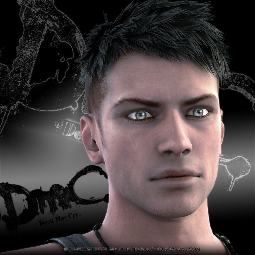 Cry May Devil Dante Haircut Dmc