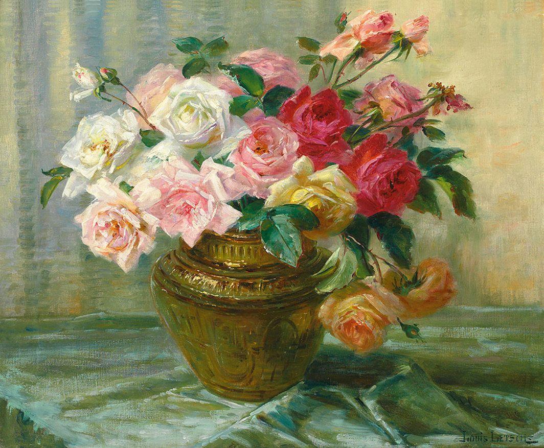 живопись картинки натюрморт цветы приготовили
