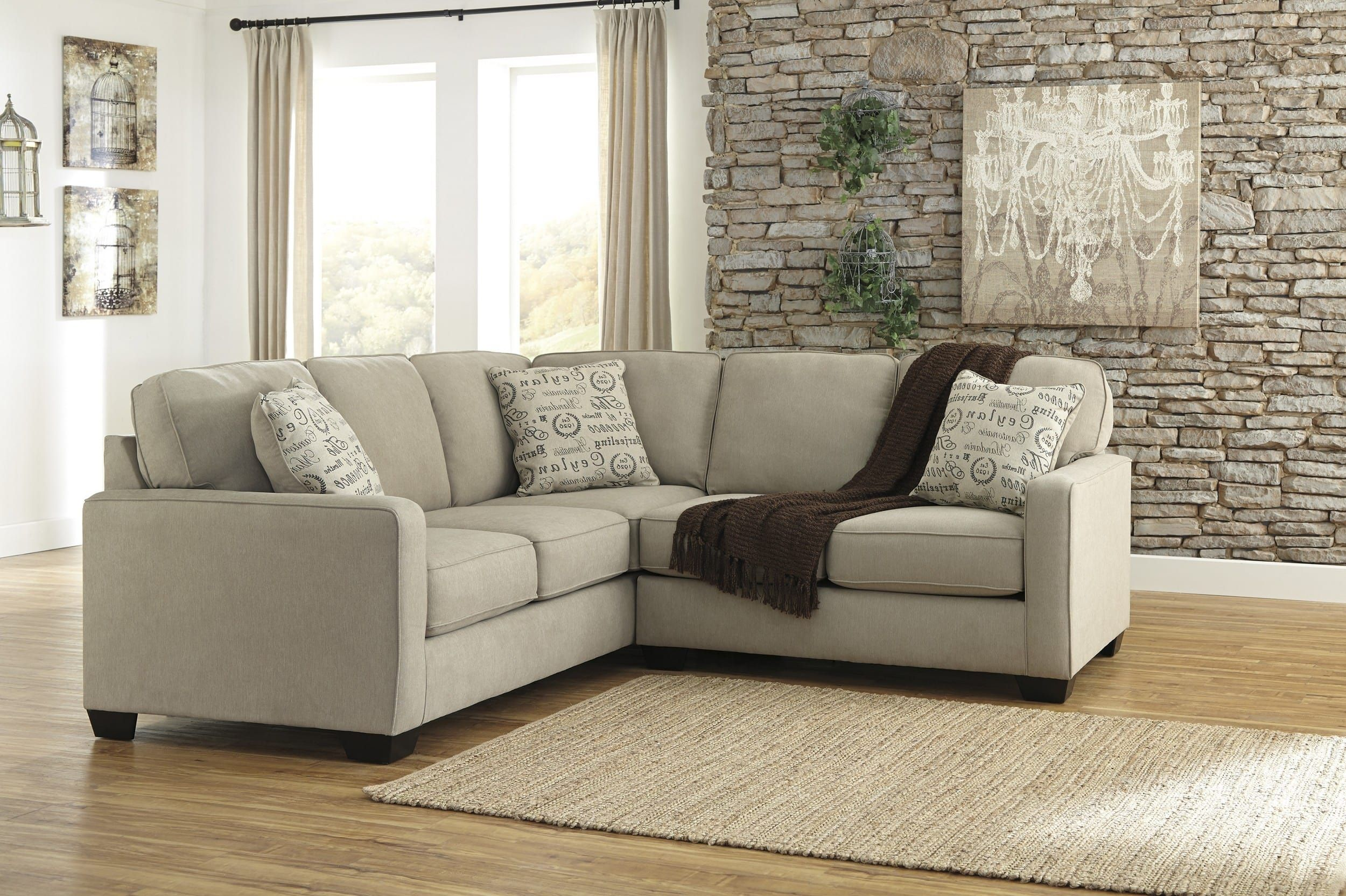Best Alenya Quartz 2 Piece Right Facing Sectional Sofa Alenya 400 x 300