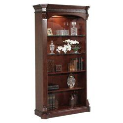 Old World Five Shelf Bookcase 32874 And More Bookcases Nbf 1100