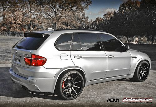 Bmw X5m On Adv10 Deep Concave Wheels Brembos By Wheels Boutique