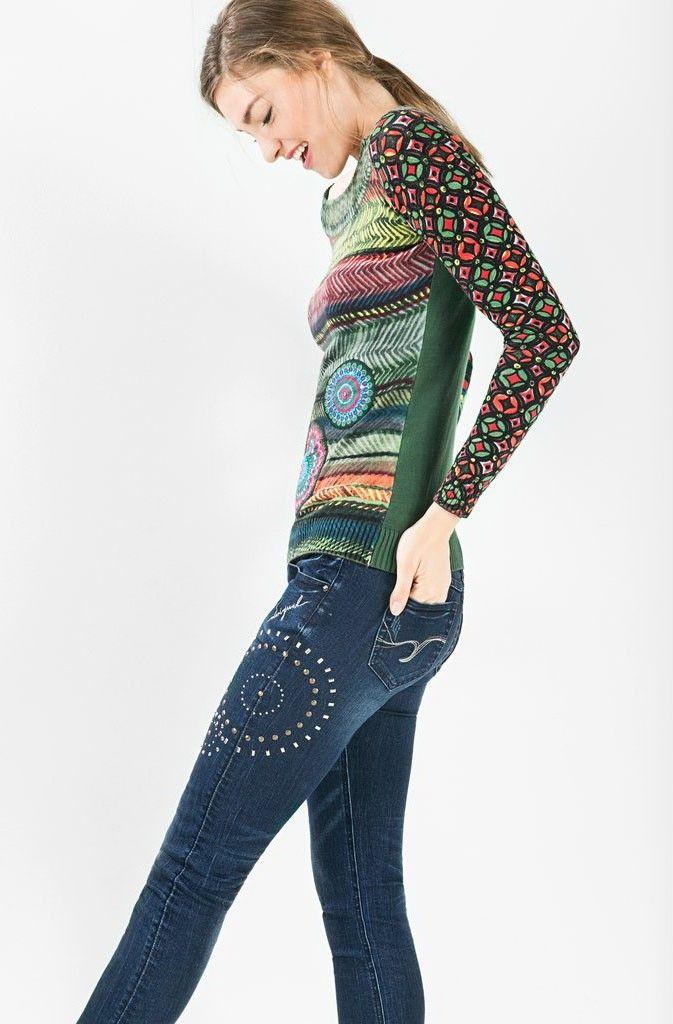 9c10c869f Pin de Mymalena Style en WE LOVE DESIGUAL | Ropa, Ropa de mujer y ...