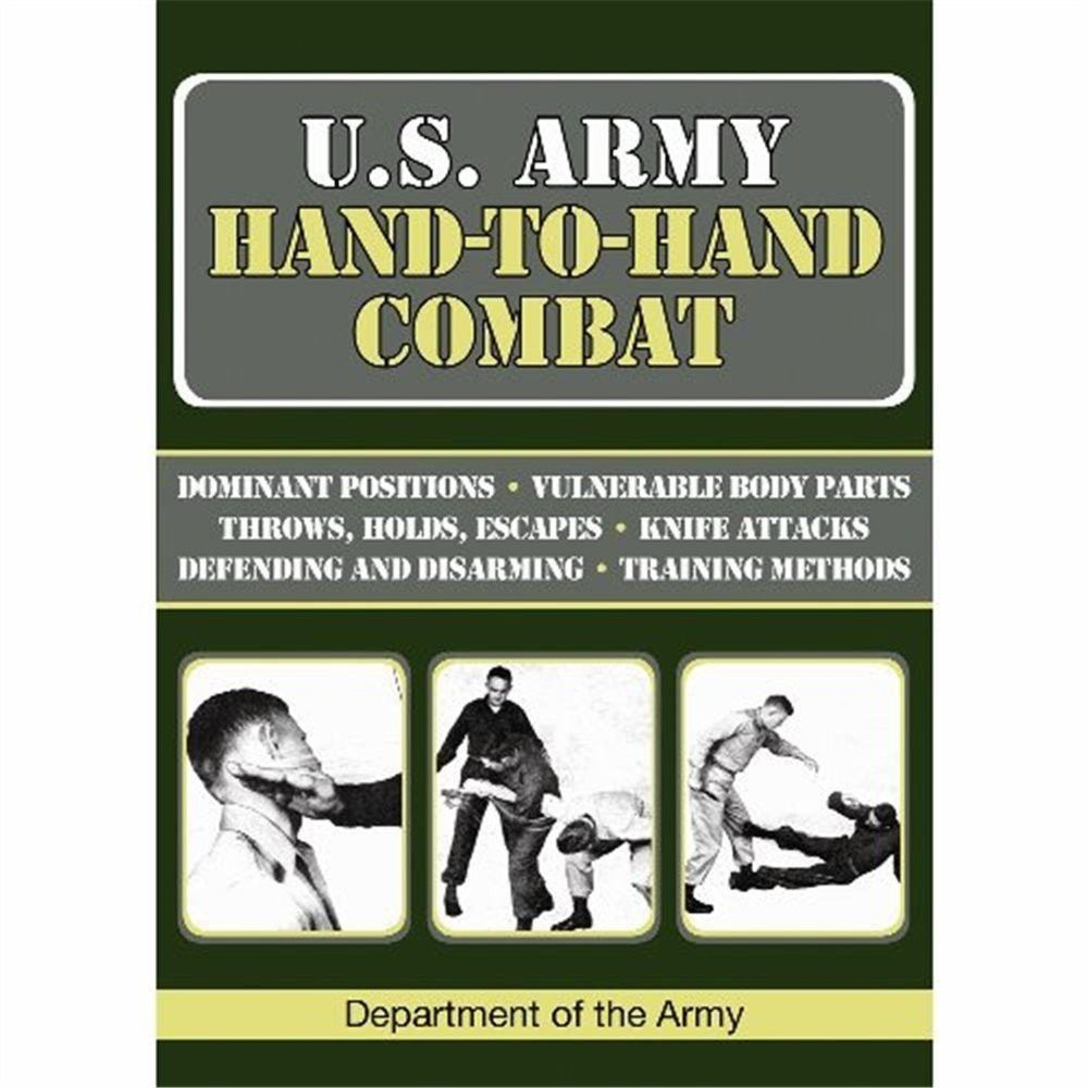 Us Army Hand To Hand Combat Training Manual  Fighting