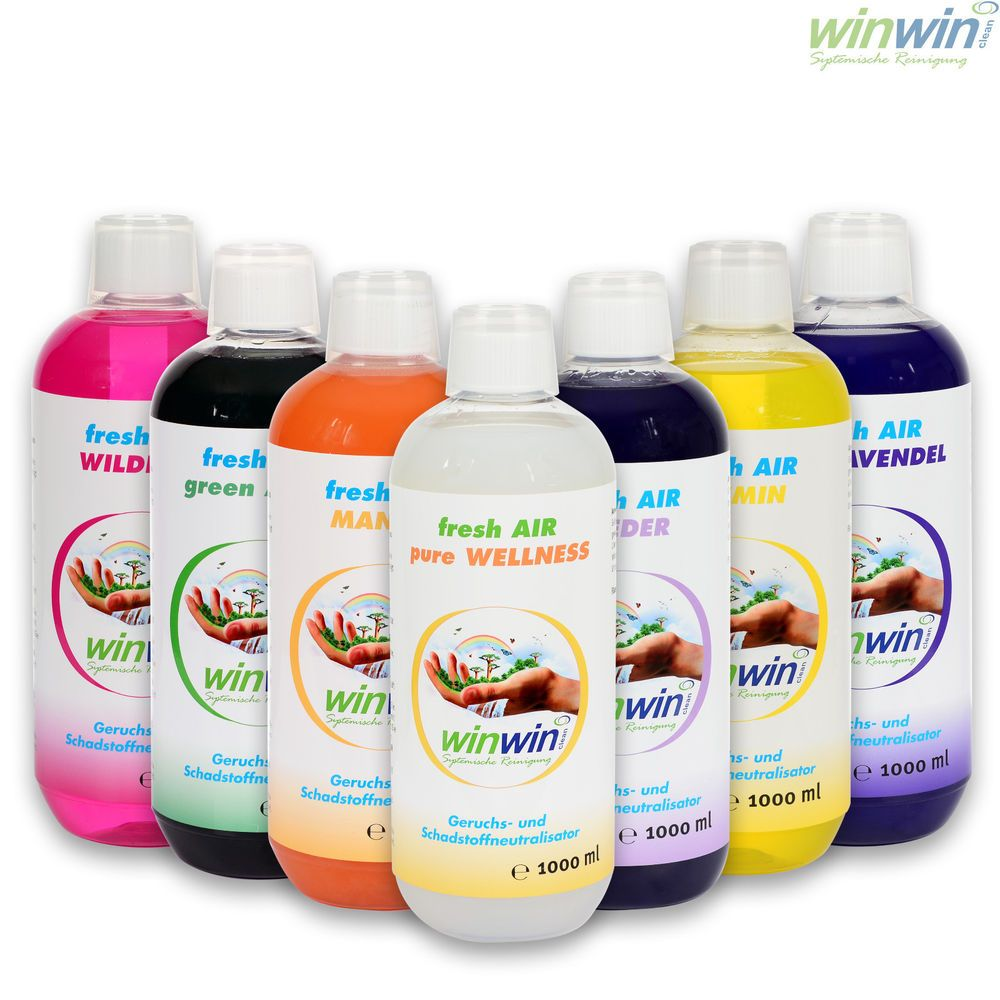 Prowin Air Bowl Bewertung details zu winwinclean fresh air 1000ml für air bowl und air