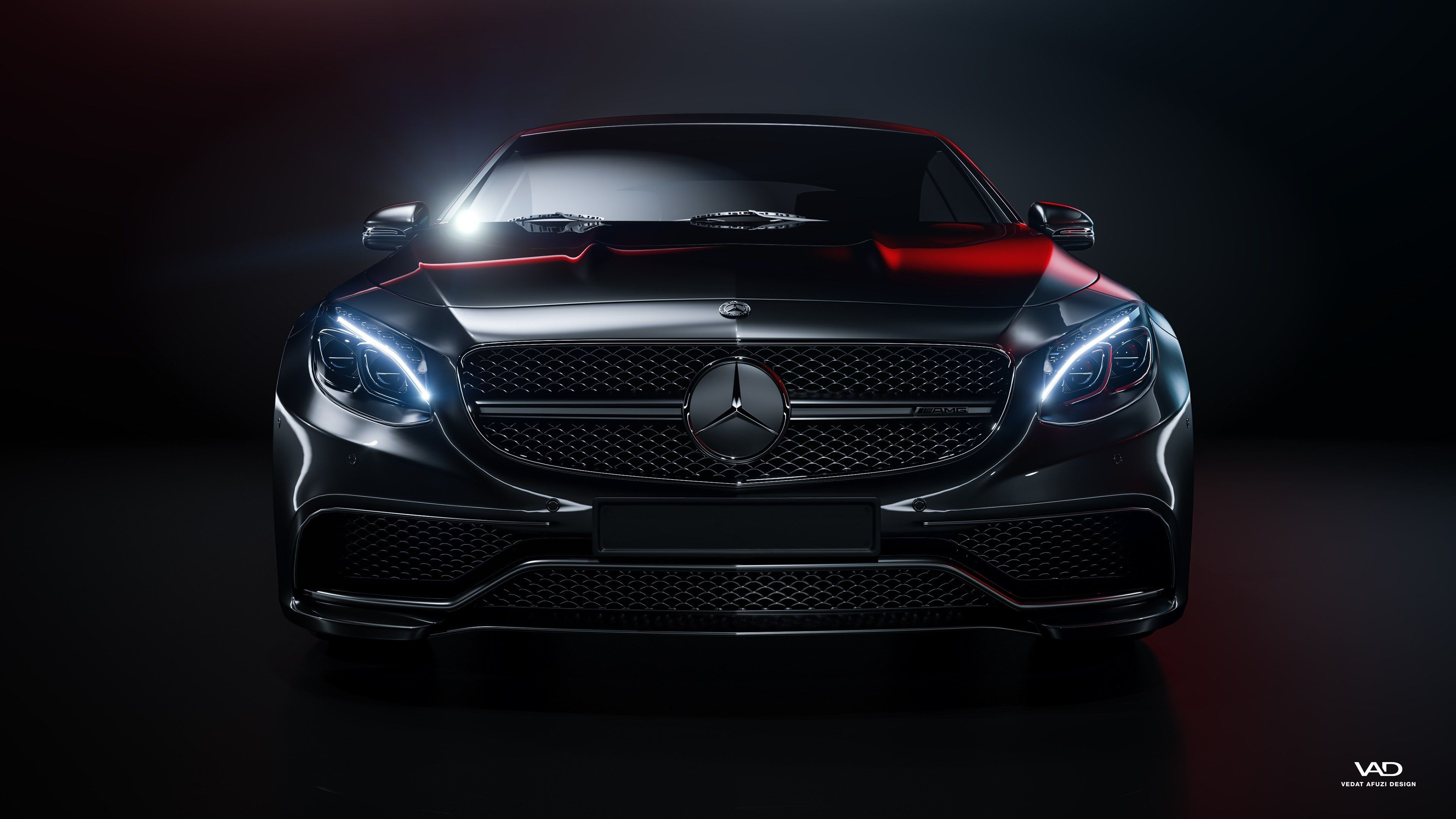 3840x2160 Mercedes Benz S63 Amg 4k Hd Wallpaper Free Download For