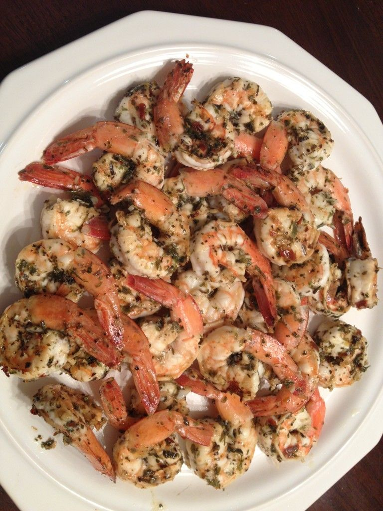 Italian Dressing Grilled Shrimp Recipe - Things To Do