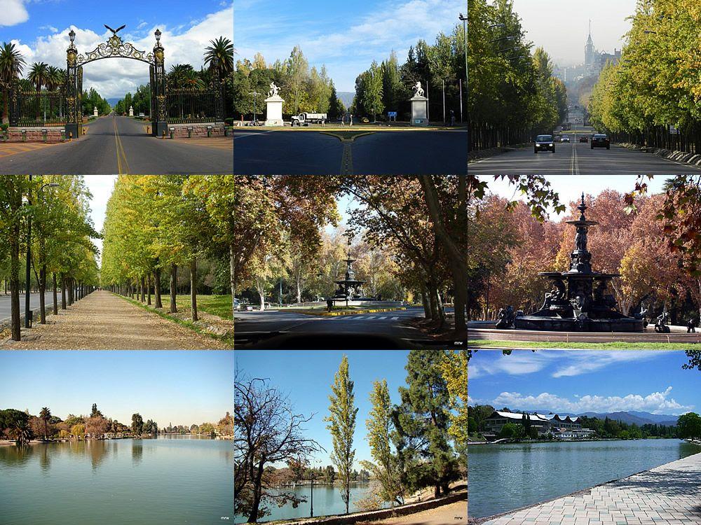 Mendoza - Parque San Martin Que bello lugar. En cualquier momento del año regala belleza. Just to enjoy...