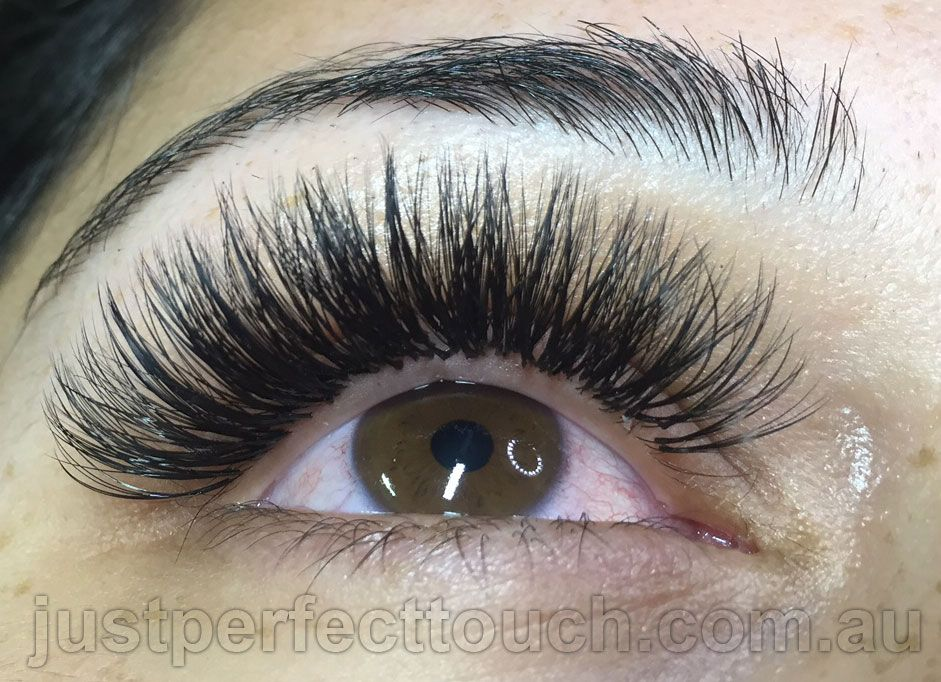 Russian Volume Eyelash Extensions Volume Eyelash Extensions Are